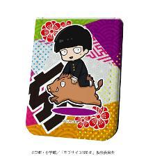 レザーフセンブック「モブサイコ100 Ⅱ」02/霊幻新隆 亥ver.(ミニキャラ)