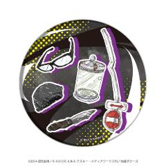 缶バッジ「デュラララ!!×2」08/岸谷&平和島&門田&折原(グラフアートデコル)の商品サムネイル