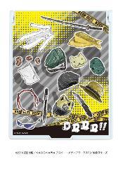 デカキャラミラー「デュラララ!!×2」02/二色背景デザイン(グラフアートデコル)の商品サムネイル