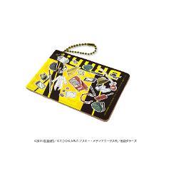 キャラパス「デュラララ!!×2」02/モチーフ集合デザイン(グラフアートデコル)の商品サムネイル