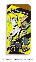 キャラグラスケース「デュラララ!!×2」02/ドット背景デザイン(グラフアートデコル)の商品サムネイル