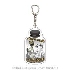 アクリルキーホルダー「デュラララ!!×2」06/セルティ&岸谷(グラフアートデコル)の商品サムネイル