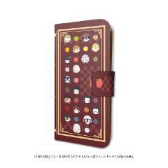 手帳型スマホケース(iPhone6/6s/7/8兼用)「文豪ストレイドッグス DEAD APPLE」04/整列デザイン(KAOKAO)