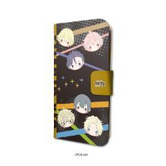手帳型スマホケース(iPhone6/6s/7/8兼用)「ツキウタ。 THE ANIMATION」07/Six Gravity(KAOKAO)