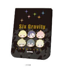 レザーフセンブック「ツキウタ。 THE ANIMATION」05/Six Gravity(KAOKAO)