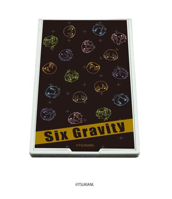キャラミラー「ツキウタ。 THE ANIMATION」05/Six Gravity(KAOKAO)の商品画像