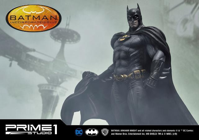 コンセプトマスターライン バットマン アーカム・ナイト バットマン インコーポレイテッドスーツ 1/5スタチュー CMDC,01