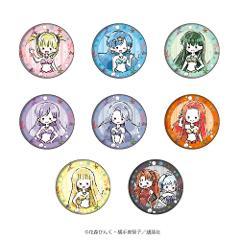 【BOX】缶バッジ「マーメイドメロディーぴちぴちピッチ」01(全8種)(グラフアート)の商品サムネイル