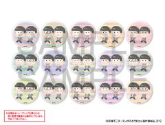 【BOX】えいがのおそ松さん ふわぽにシリーズ トレーディングペア缶バッジVol.2の商品サムネイル