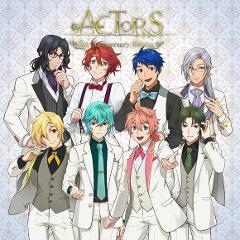 【アルバム】ACTORS 5th Anniversary Edition 通常盤の商品サムネイル