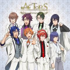 【アルバム】ACTORS 5th Anniversary Edition 豪華盤の商品サムネイル