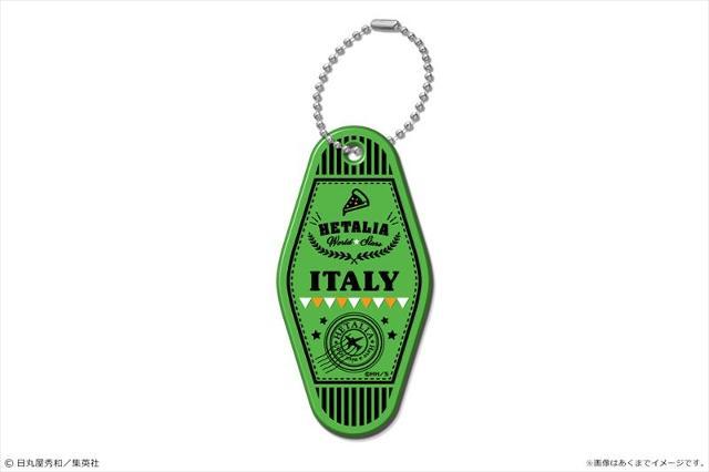 ヘタリア World★Stars モーテルキーホルダー イタリアの商品画像
