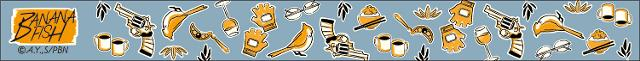 BANANA FISH マスキングテープ モチーフデザインの商品画像