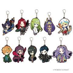 【BOX】ラバーストラップ「Fate/Grand Order」06(全10種)(SD)
