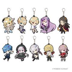 【BOX】ラバーストラップ「Fate/Grand Order」05(全10種)(SD)