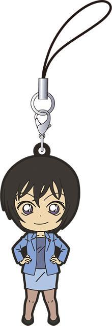 【3個】名探偵コナン(アニメ版) ラバーストラップコレクションの商品画像
