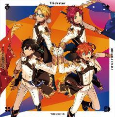 あんさんぶるスターズ! ユニットソングCD 3rdシリーズ vol.10 Trickstarの商品サムネイル