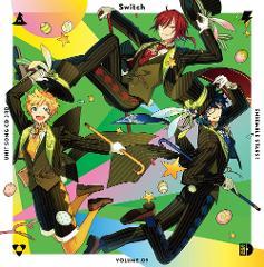 あんさんぶるスターズ! ユニットソングCD 3rdシリーズ vol.9 Switchの商品サムネイル