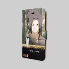 手帳型スマホケース(iPhone6/6s専用)「NARUTO-ナルト- 疾風伝」03/ナルト&サスケの商品サムネイル