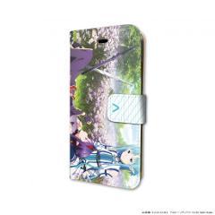 手帳型スマホケース(iPhone6/6s専用)「ソードアート・オンラインⅡ」02/キービジュアル2