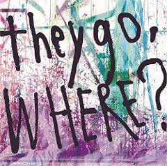 【アルバム】OLDCODEX/they go, Where? 通常盤の商品サムネイル