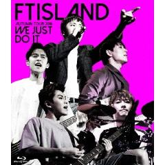 【Blu-ray】FTISLAND AUTUMN TOUR 2016 -WE JUST DO IT-の商品サムネイル