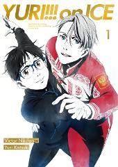 【DVD】TV ユーリ!!! on ICE 1の商品サムネイル