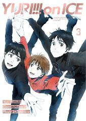 【DVD】TV ユーリ!!! on ICE 3の商品サムネイル